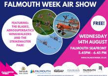 Falmouth Week 2019 Air Show